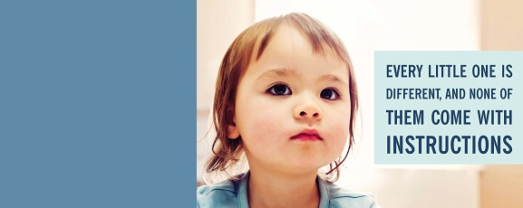 Strong Foundations for Young Children - image of toddler