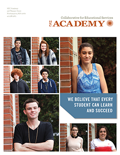 Thumbnail of cover of HEC Academy brochure