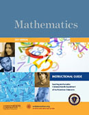 Cover of DYS Math Instructional Guide