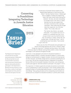 DYS Issue Brief Blended Learning