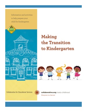Making the Transition to Kindergarten Booklet