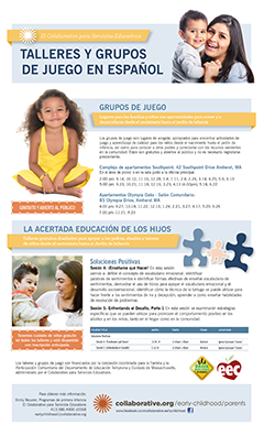 thumbnail of Spanish playgroups and workshops