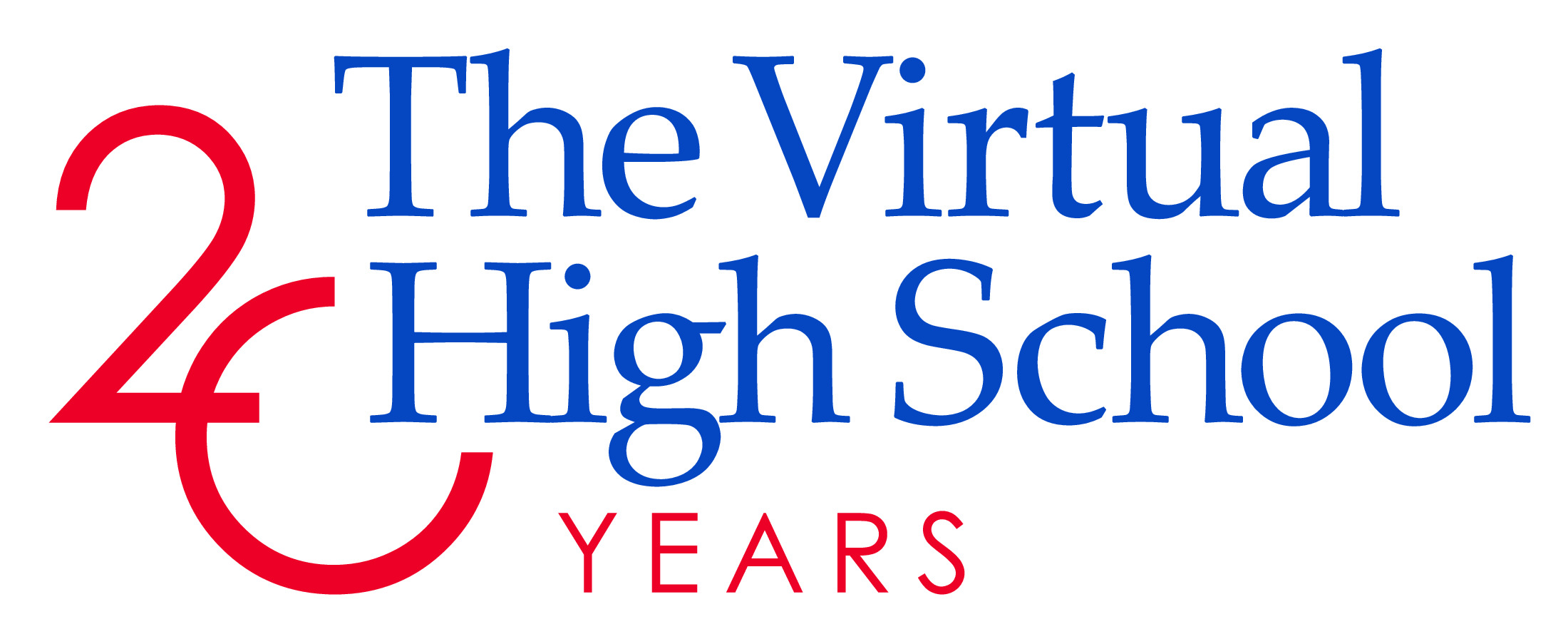 The Virtual High School logo