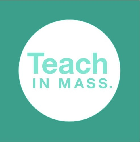 Teach in Mass CES Licensure Program logo