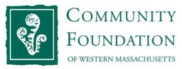 Community Foundation of Western Massachusetts logo - graphic of fern unfurling